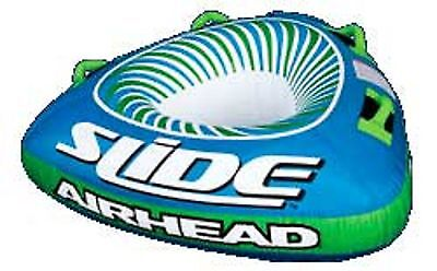 "Towing Tube "" Slide "" 56"" Triangular Tube Double Stiched Nylon Cover 1 Rider"