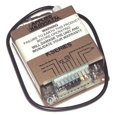 New Applied Kilovolts Ks10/40 High Voltage Power Supply