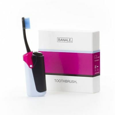 2in1 Travel Toothbrush #5 Queen By Banale