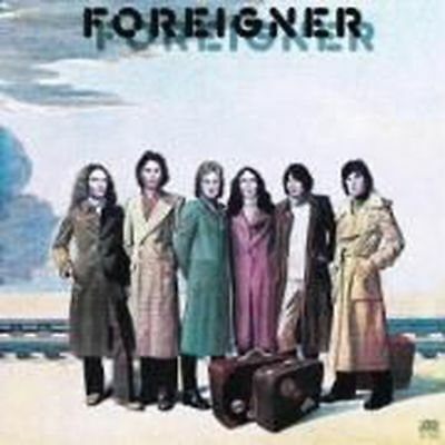 Foreigner (Expanded & Remastered) - Foreigner Compact Disc Free Shipping!