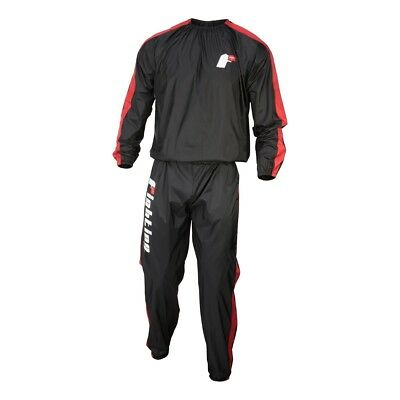Fighting Sports Nylon Sauna Suit MMA Gear Wrestling Equipment Boxing Workout