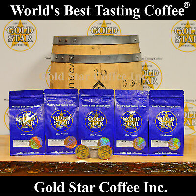 World's Best Tasting Keurig K-Cup - Jamaica Blue Mountain Coffee from Gold Star