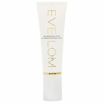 EVE LOM Treatments Daily Protection + SPF50 All Skin Types 50ml for her