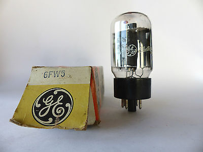 General Electric Röhre 6FW5 , Beam Power Tube