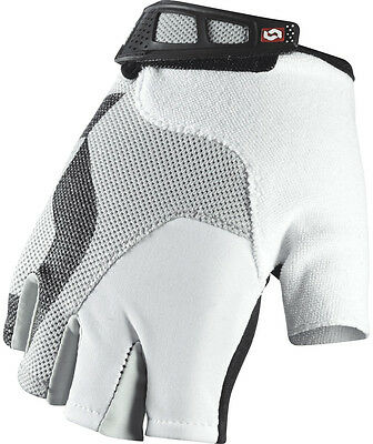 Scott Essential Fingerless Cycling Gloves - White