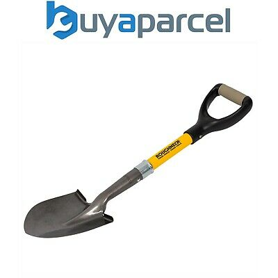 Roughneck ROU68004 Micro Shovel Round Point 685mm 27in Handle