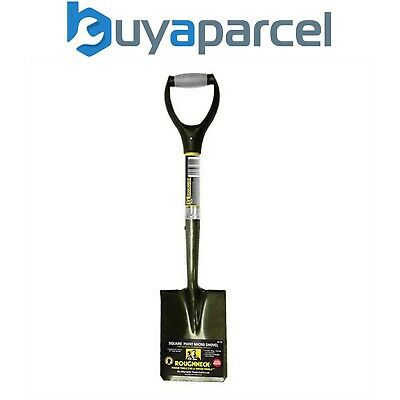 Roughneck ROU68006 Micro Shovel Square Point 685mm 27in Handle