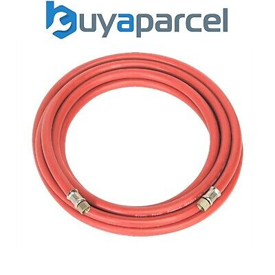 Sealey AHC5 Air Hose 5m x 8mm with 1/4″ BSP Unions