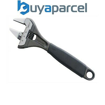 Bahco BAH9029-T Slim Jaw Adjustable Wrench 150mm 6in 9029-T