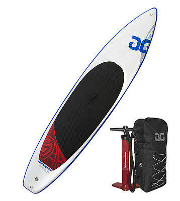 """Sale! 2016 Aquaglide Cascade 12'0"""" Inflatable Standup Paddle Board SUP, Was $999"""