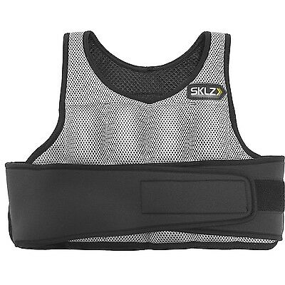 SKLZ SAQ-WV10-02 Training Gewichtsweste Weighted Vest black/gray