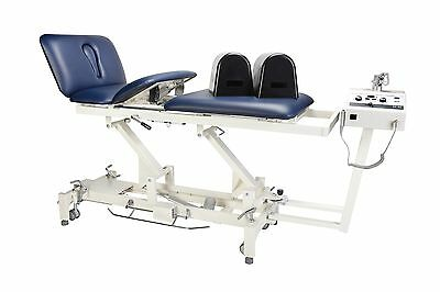 Everyway4all EU300 Chiropractic Cervical Lumbar Traction medical treatment table