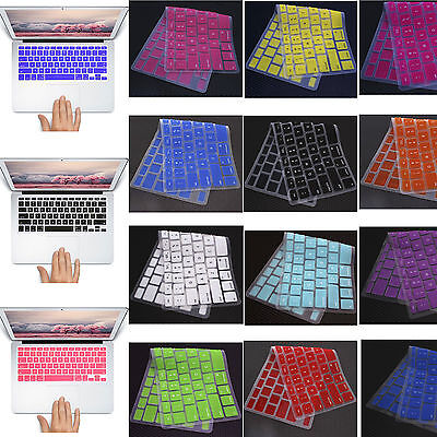 Protège Clavier Silicone Housse Protection Pour Macbook Pro Air 11 11.6 Inch NF