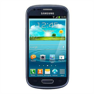 1:1 Scale Non-Working Dummy Display Toy Phone Fake Model for Galaxy S3 Mini Blue