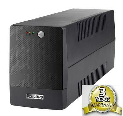 OPTI UPS TS1700B (1500VA) Uninterruptible Power Supply Battery Backup Free Ship