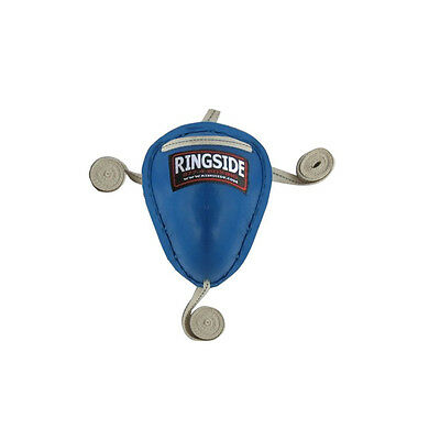 Ringside Boxing Steel Kickboxing Cup Muay Thai Sparring Training Groin Protector