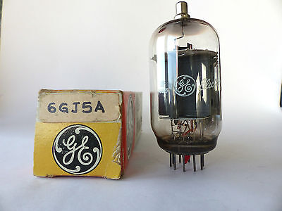 General Electric Röhre 6GJ5A , Beam Power Tube