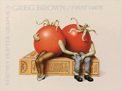 Greg Brown - First Date Bild Poster Kunstdruck (61x45cm) #2268