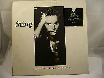 Sting: ...Nothing Like The Sun (Lp Doble)