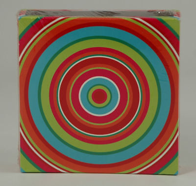 Two's Company - Groovy Matches - Bulls Eye Target