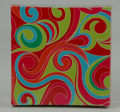 Two's Company - Groovy Matches - Swirl Design