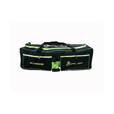 Splay Pro Cricket Kit Bag Premium Holdall Sports Carry case pocket zip backpack
