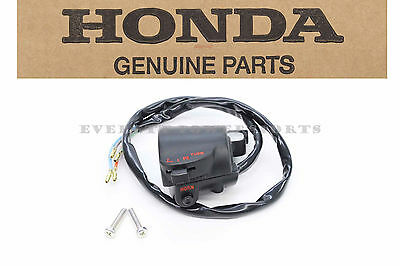 Left Handlebar Horn Turn Signal Switch CL CB175 200 350 450 500 750 See Note a49