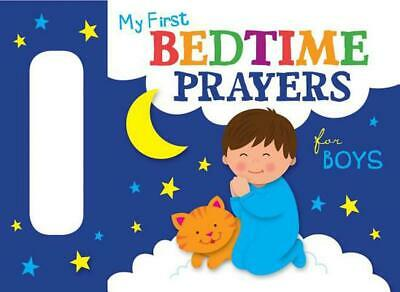 My First Bedtime Prayers for Boys by Twin Sisters (English) Board Books Book Fre