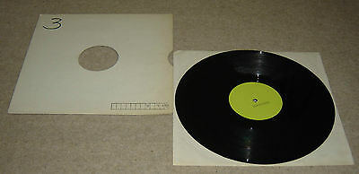 """Commodores Turn Off The Lights 12"""" Single Promo A1 B1 Pressing - EX"""