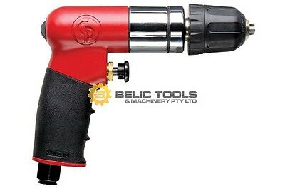 """Chicago Pneumatic CP7300RQC 1/4"""" (6mm) Mini Drill Reversible With Quick Chuck"""