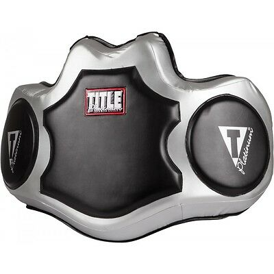 TITLE Boxing Platinum Body Protector