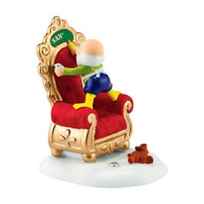 """Dept. 56 North Pole Accessory """"A PERSONAL TOUCH"""" ~ NEW ~ CUTE!!!"""