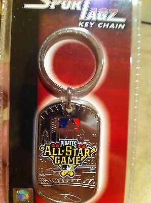 Pittsburgh Pirates 2006 All Star Game Keychain Souvenir