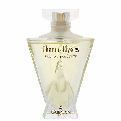 NEW Guerlain Champs Elysees Eau de Toilette Spray 50ml Fragrance FREE P&P