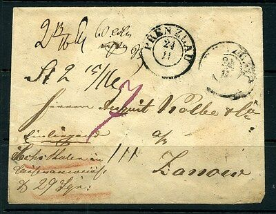 ITALY;  Pre-Stamp LETTER/COVER fine used item fine Cancels