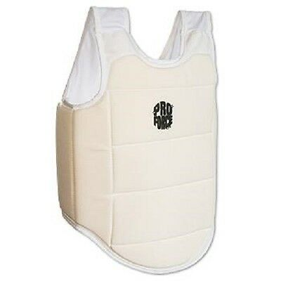 ProForce Karate Chest Guard Body Protector