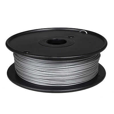 Aluminum Metal Filament 500G 1.75mm 3mm 3D Printer Filament Printing Filament
