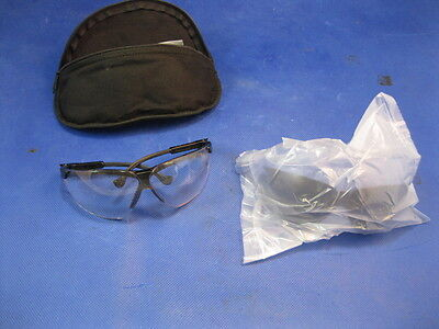 Uvex Military Glasses Clear And Tinted Lenses