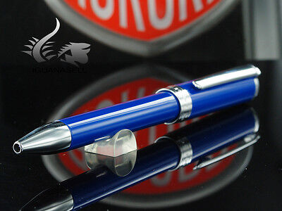 Aurora TU Ballpoint pen, Resin, Chrome Trim, T31-B