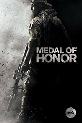 Medal Of Honor - Frontline Gaming Poster Plakat (91x61cm) #50504