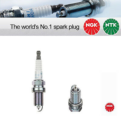 NGK ZFR6BP-G / ZFR6BPG / 1748 VX Platinum Spark Plug 4 Pack Genuine NGK Parts