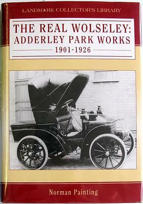 The Real Wolseley Adderley Park Works 1901-1926 - Isbn:1843060523 Painting