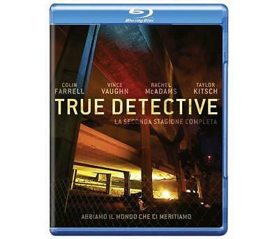 Film Blu-Ray WARNER HOME VIDEO - True Detective - Stagione 02 (3 Blu-Ray)