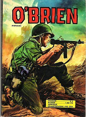 O'brien  51 Les Batards De Bataan 1980 Tbe