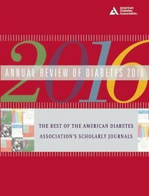 NEW Annual Review of Diabetes by Paperback Book (English) Free Shipping