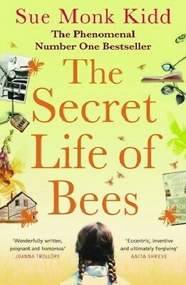 The Secret Life of Bees by Sue Monk Kidd (Paperback Book 2005)