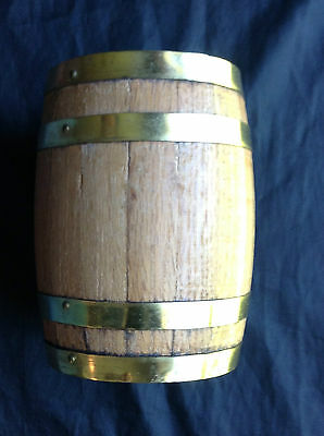 vintage  bank advertising Perryville MO Stave Co. barrel bank