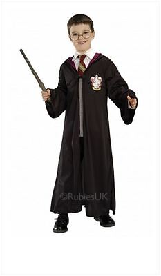 NEW Official Harry Potter Wand Glasses Robe kits Rubies Accessories Fancy Dress