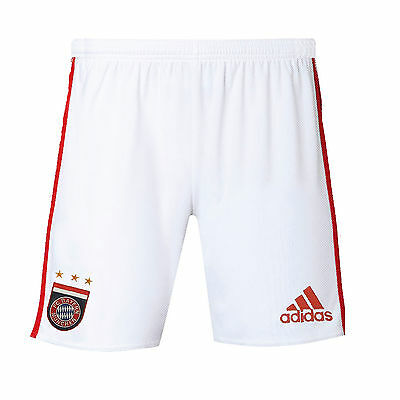 Adidas Bayern Munich FC Football Home Shorts Mens Climacool New Munchen Size 30""