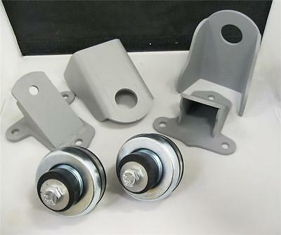 1940 - 1954 GMC & Chevy 1/2 Ton Pickup Truck Weld On Engine Mounts SBC